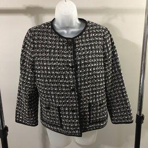 TALBOTS   dress jacket